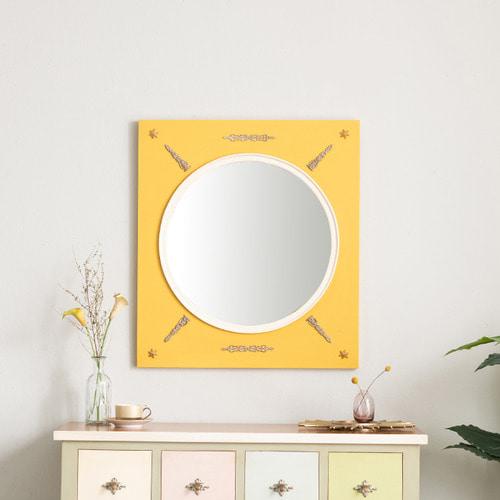 빈티지엔틱가구 카리나 벨리타 거울 화장대벽거울