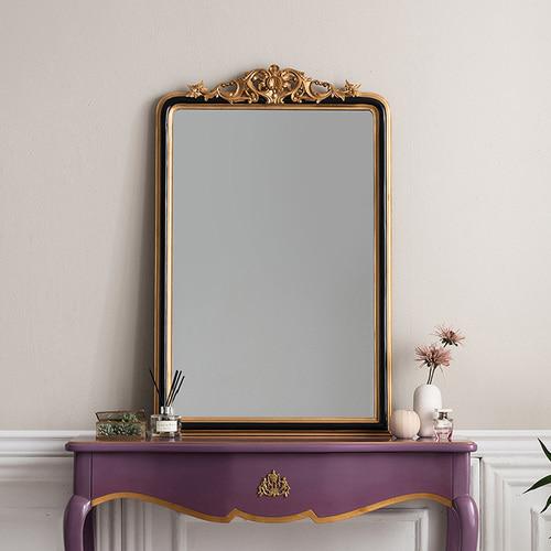 빈티지엔틱 지아트 사각거울 화장대거울